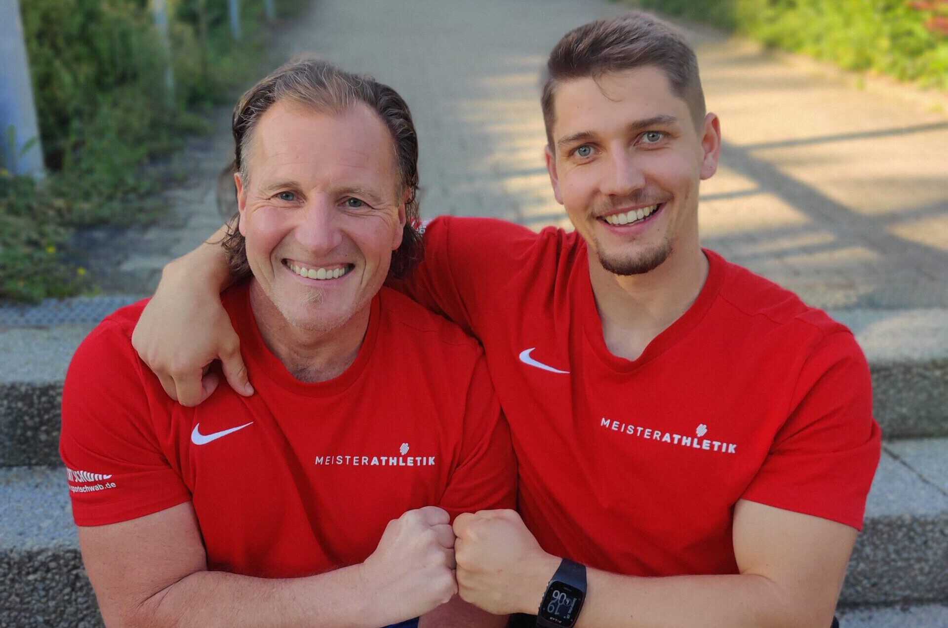 Coaches Maurice & Matze