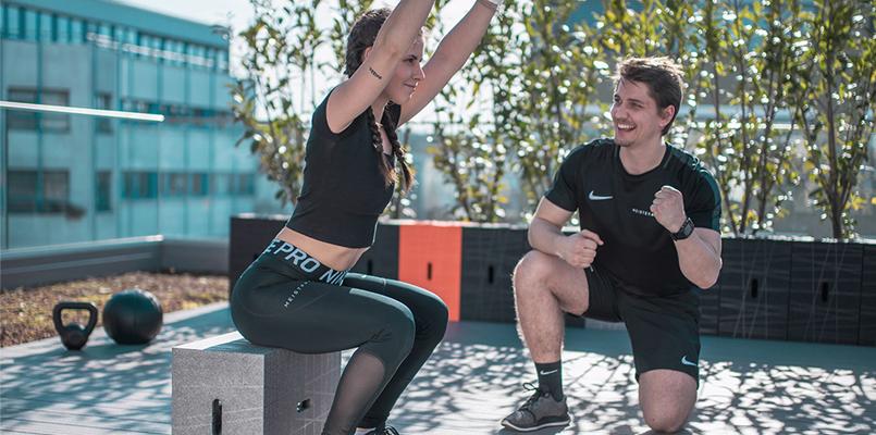 MEISTERATHLETIK Personal Training (Fotograf Bernd Kammerer)